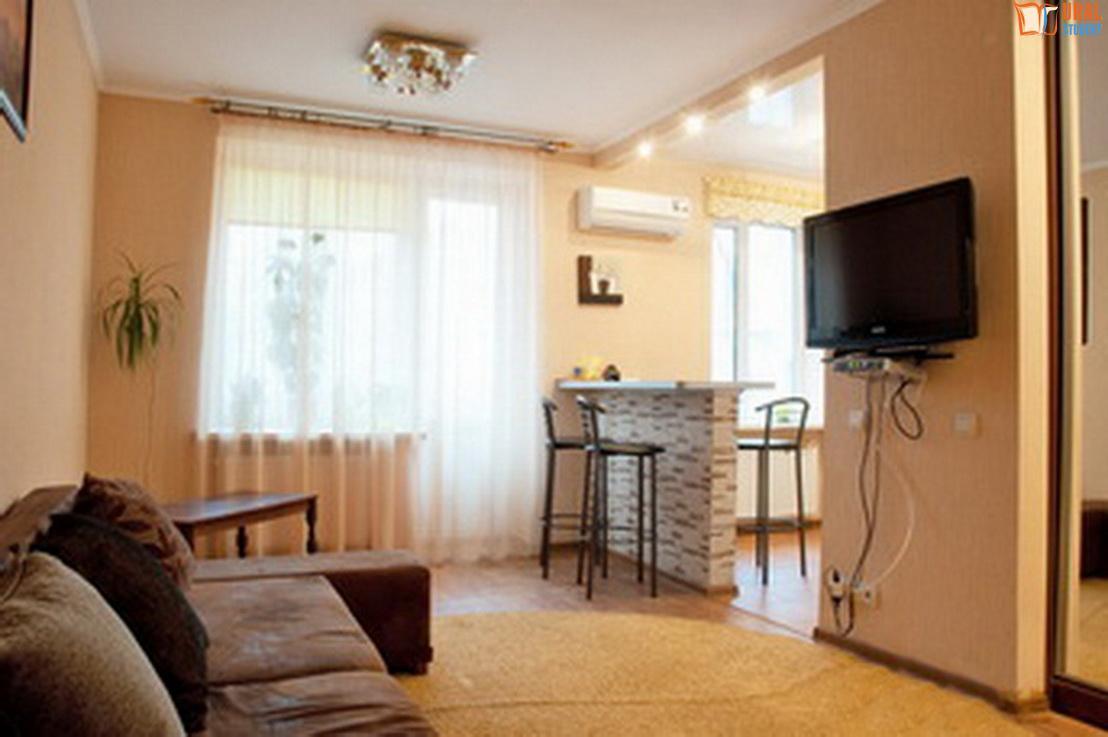 Как из квартиры студии сделать однокомнатную квартиру 697