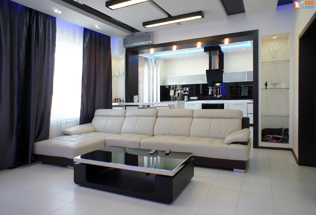 Комната 2.5 на 6 дизайн
