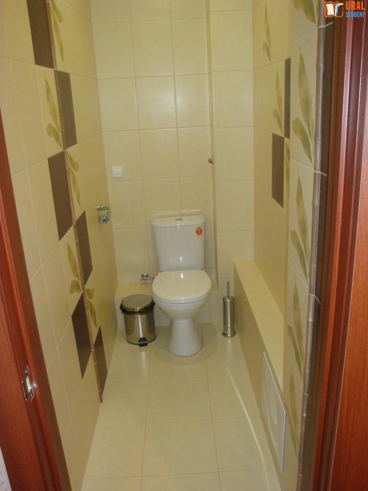 Ремонт в туалете сделать
