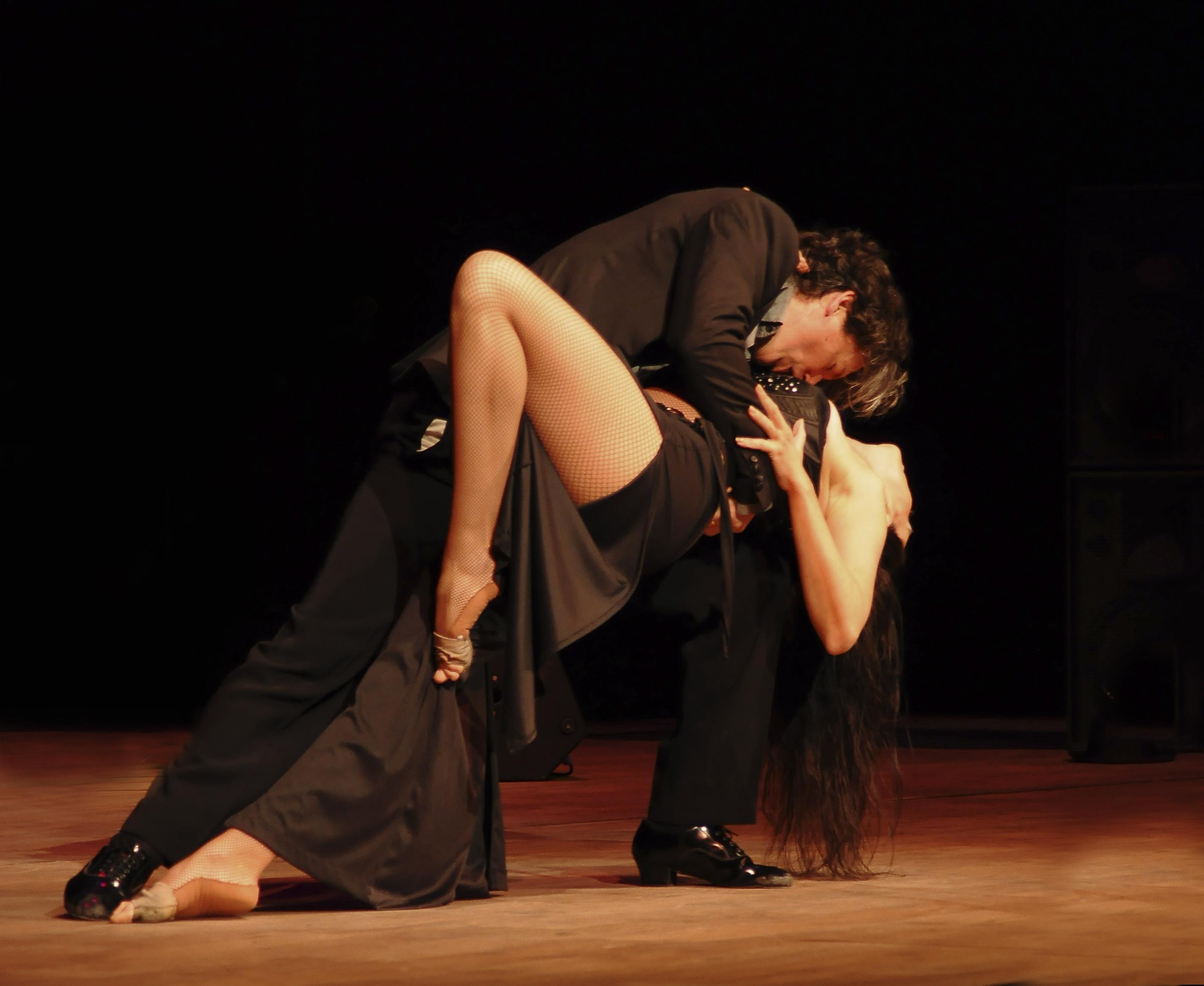 Фото девушка в танго 3 фотография