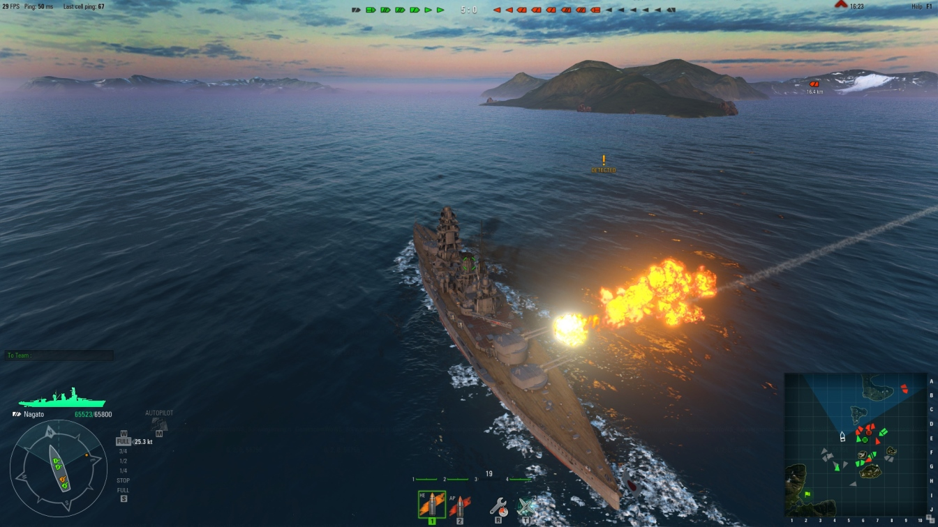 World of Warships ММОРПГ игра