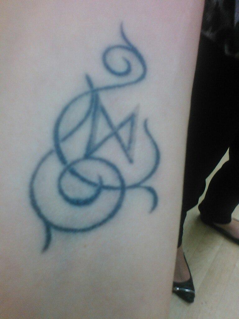 Татуировка на писи 7 фотография