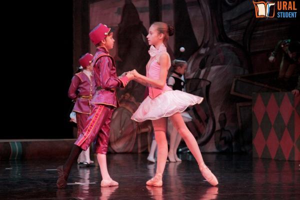 Танец Гросфатер Щелкунчик