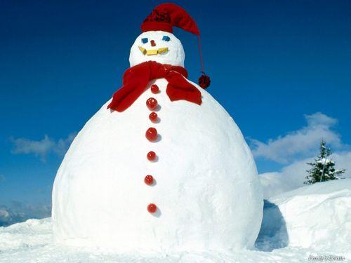 В Главном Парке города будут греть снеговиков