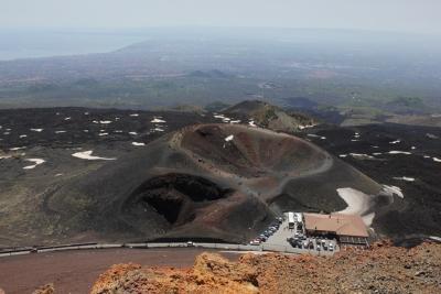 Krater Etny